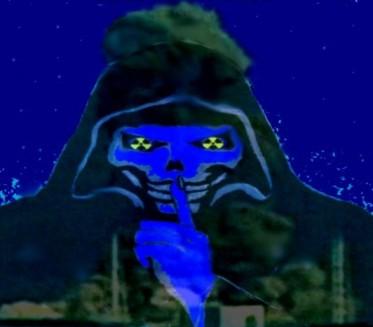 Grim Reaper At Fukushima