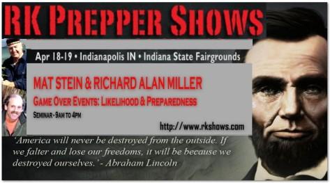 RK Prepper Show